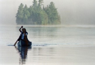 Canoe Lake Algonquin Park