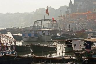 Shoreline, Varanasi
