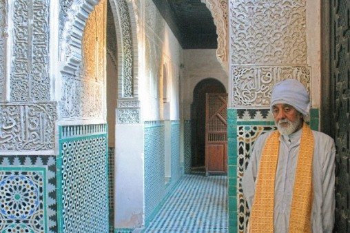 P - Morocco - Fes - Medersa #5