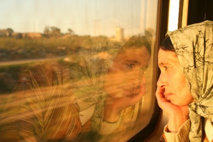 P - Morocco - Khadija ~ Memories of Marrakech #2 (Train to Casablanca) (Best Journey ~ Verge Maga