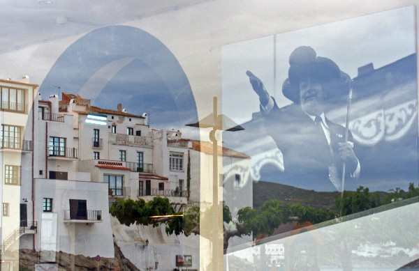 Dali, at home, cadaques