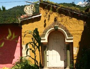 Casa Viejo Santiago Atitlan