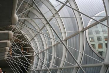 PARIS - CDG walkway 2007
