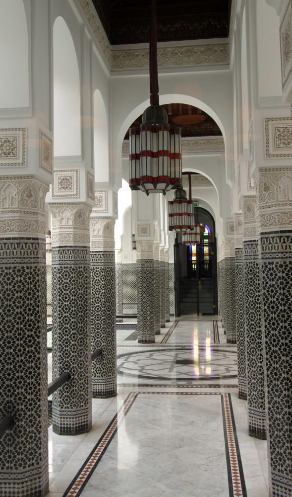 La Mamounia Hallway