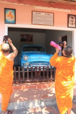 Buddhist Monks from Thailand