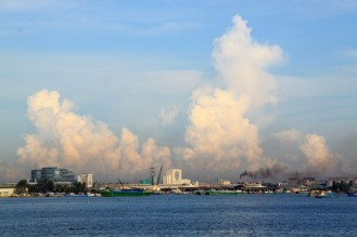 Industrial pollution, Lower Mekong