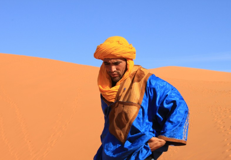 Hassan: Desert colours