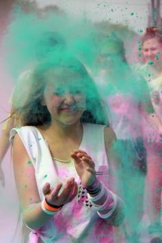 Colour Fun Run YTR 2015