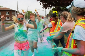 The gauntlet - Colour Fun Run