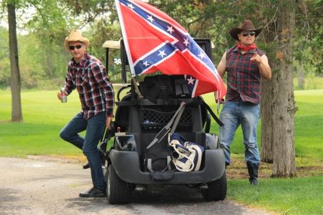 The Bennett Boys from the Deep South