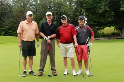 Dan Mills, Peter Rollins, Darrell & Ryan Smith