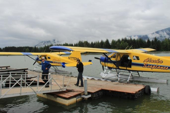 Alaska DHC-2 Beavers ready for Admiralty Island