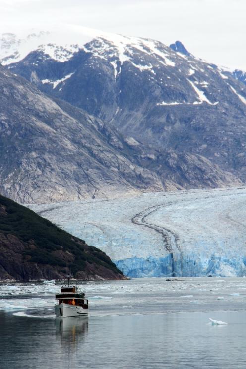 Dawe's Glacier