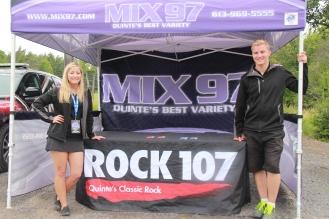 Rock 107 Team