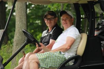 Wayne Dewe & Mike Power