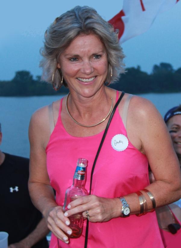 Charlie's Angel Judy McKinney