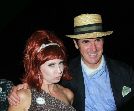 Ginger aka Cassandra Bonn & The Boatman, Kelly McKinney
