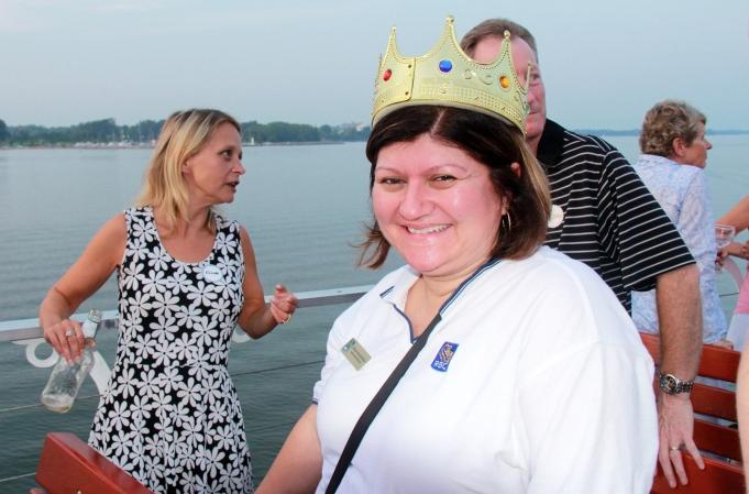 Teresa Gnagnarella, Royal Bank Royalty
