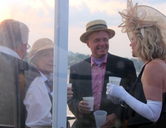 Summer haze - The Great Gatsby - Bill Kerr, Wendy Kerr, Colin Keiver, Jennifer Doering-Keiver