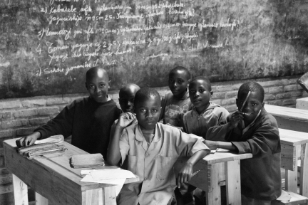 20 Years After: Schoolboys, Rwanda