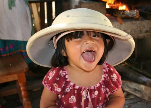 The REAL Dora! Naha', Mexico