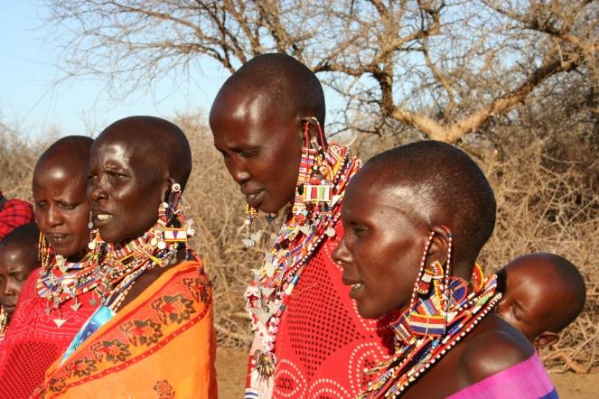 Masai Women, Kenya