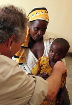 Medical Mission, Mulli Childrens` Family, Kenya