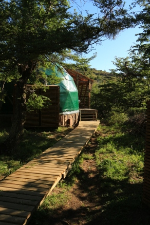 Our eco-cabin