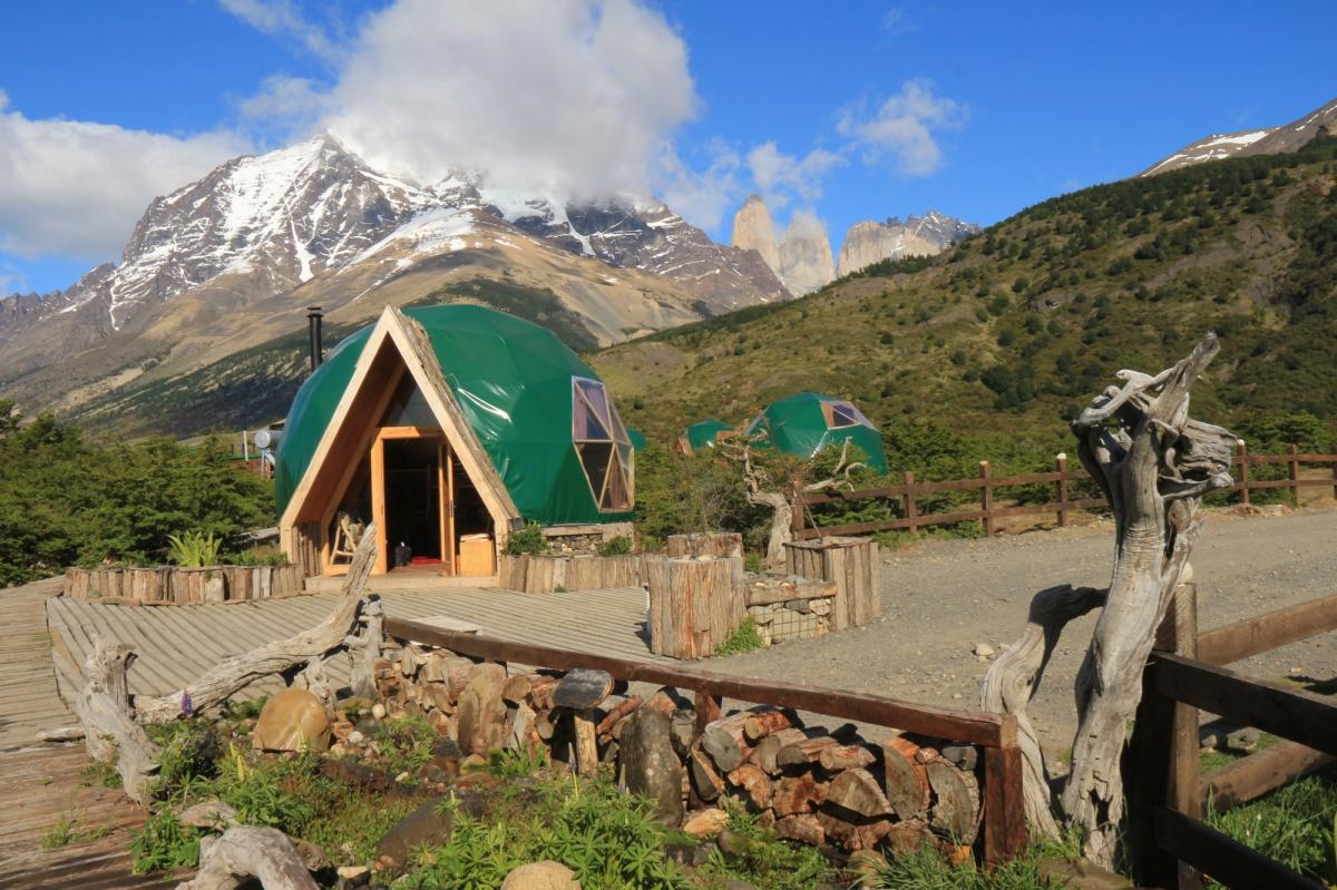 TdP Patagonia Eco Camp Torres del Paine