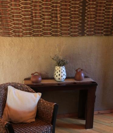 Mapu Yampay Lodge bedroom