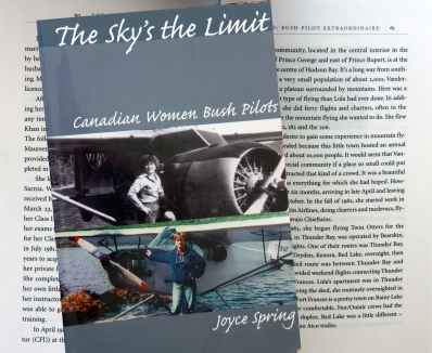 Sky`s the limit - WITH COVER & p 60-61 LR