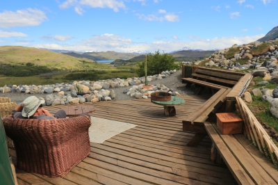 Eco Camp Deck
