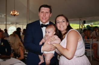 TJ, Baby Andy, & Laura Leeper