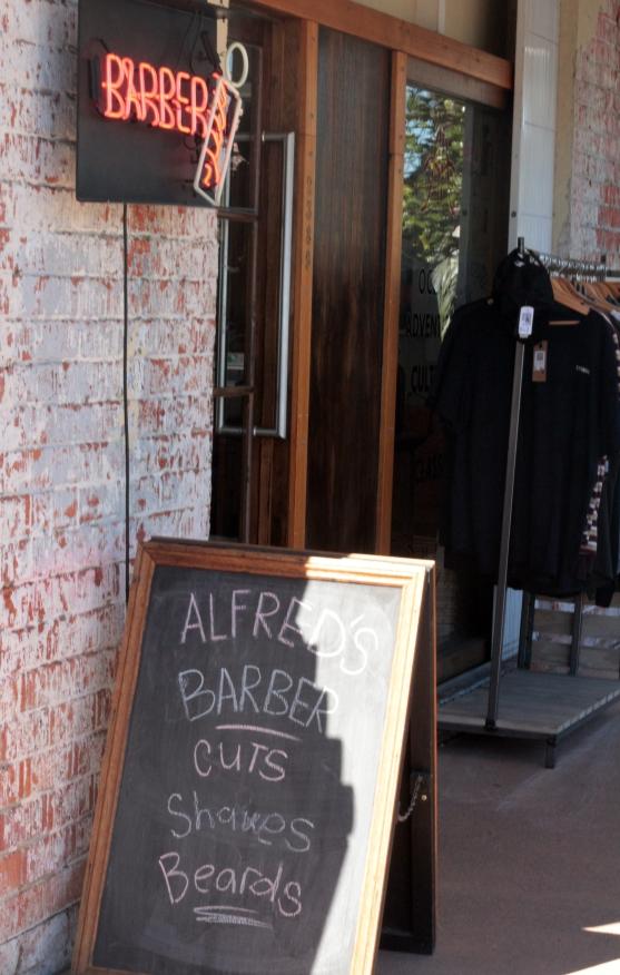 Alfred's Barber Shop