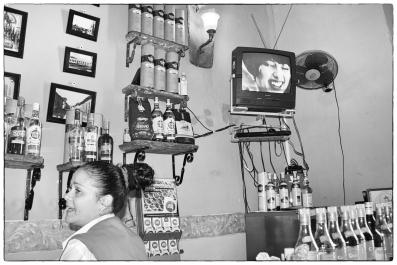 Limonada at Restaurante 500 (Trinidad de Cuba, Cuba 2016)
