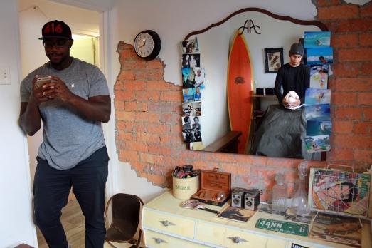 Barber Shop La Quinta : ... again? more wedding bells for Tegan & Jim La Quinta Photography