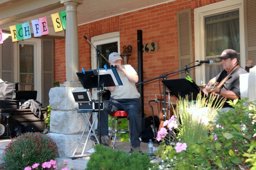 They Whystle Dogs - Porchfest 2016