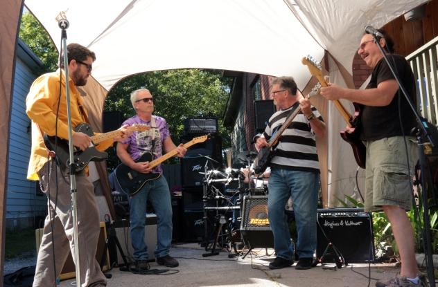 Tony Vani & Friends - Foster Street Porchfest