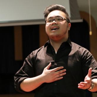 Derrick Ho dedicates Careless Whisper to his mother