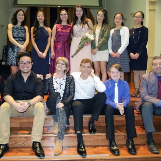 Performers and adjudicators