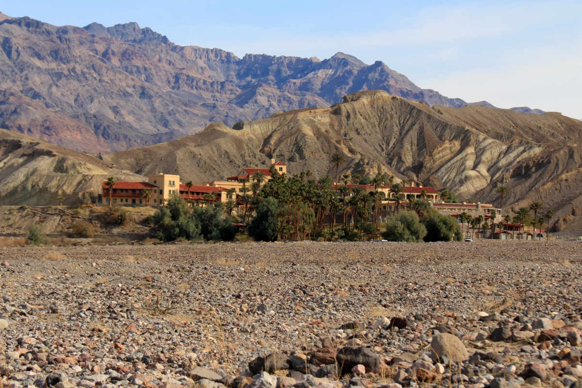 Lodge at Furnace Creek