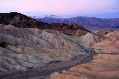 Dry gulch, Zabriskie Point_lr