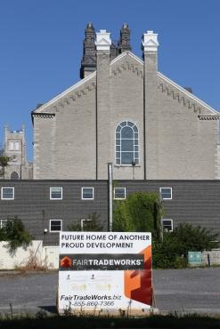 FairTradWorks, Bridge Street United Church, St. Thomas Anglican Church