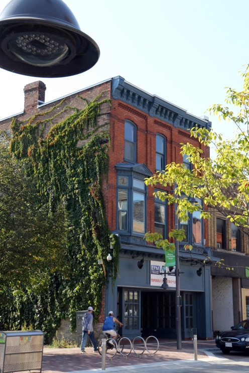 Victorian Architecture - former location of Greenley's Bookstore