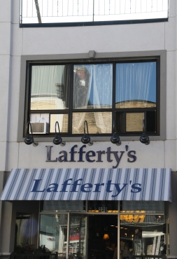 Lafferty's Mens Wear & Licensed Patio
