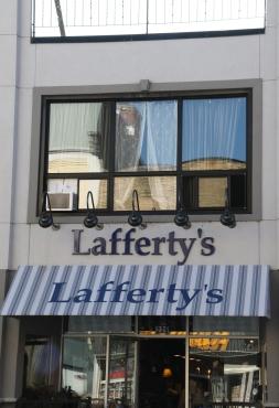 Lafferty's Mens Wear & Licensed Patio