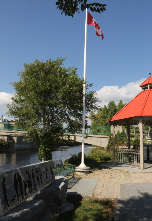 Moira Riverside Walk & Gazebo