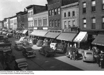 Front Street, Belleville
