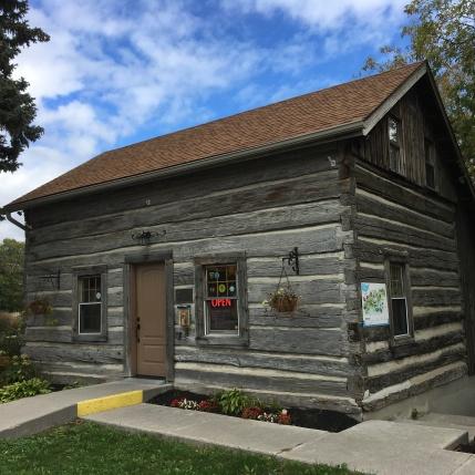 Late 18thC Log Cabin