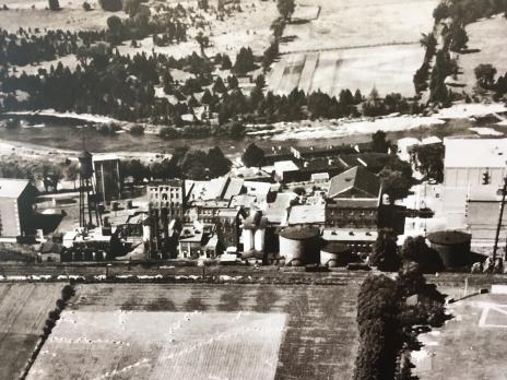 Corby Distillery Complex ca. 1950s